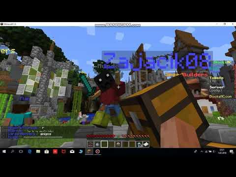 Presiz Minecraft Server Hypixele Benzer
