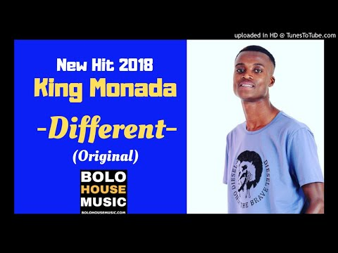 King Monada - Different [NEW HIT 2018]