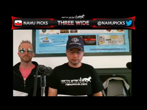 NAHU Live Presents: THREE WIDE @ Vernon Downs