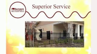 Superior Fence & Rail Reviews 321-636-2829 Vinyl Fencing Rockledge FL