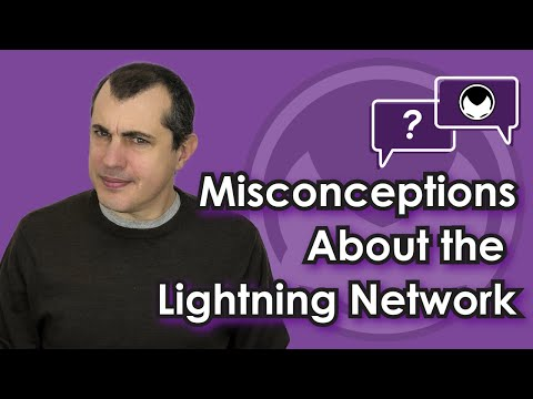 Bitcoin Q&A: Misconceptions about Lightning Network