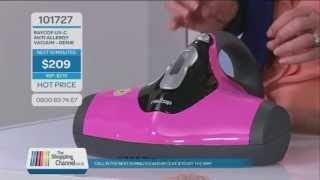 Raycop UV-C Anti-Allergy Vacuum Cleaner on The Shopping Channel