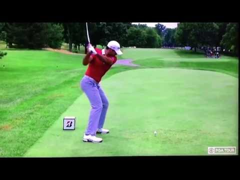 Jason Day / 344-Yard Drive (16,000 fps) Extreme Slow-Motion