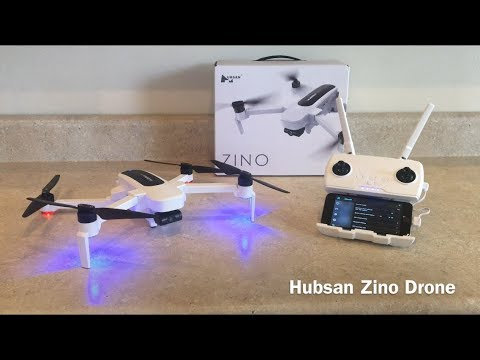 Download Hubsan Zino H117S Drone Review