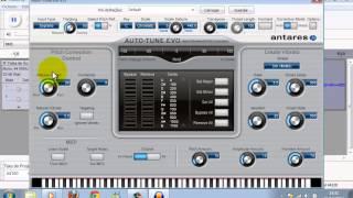 Como colocar o Auto-Tune Dentro Do Audacity ( HD )