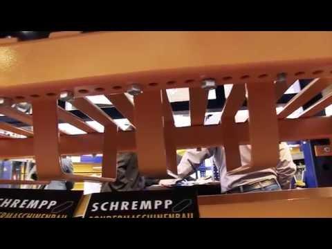 Schrempp Sondermaschinenbau auf der Logimat 2016 Stuttgart