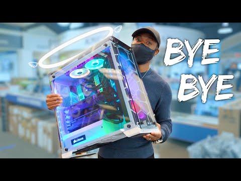So I Sent My PC to Tech HEAVEN…
