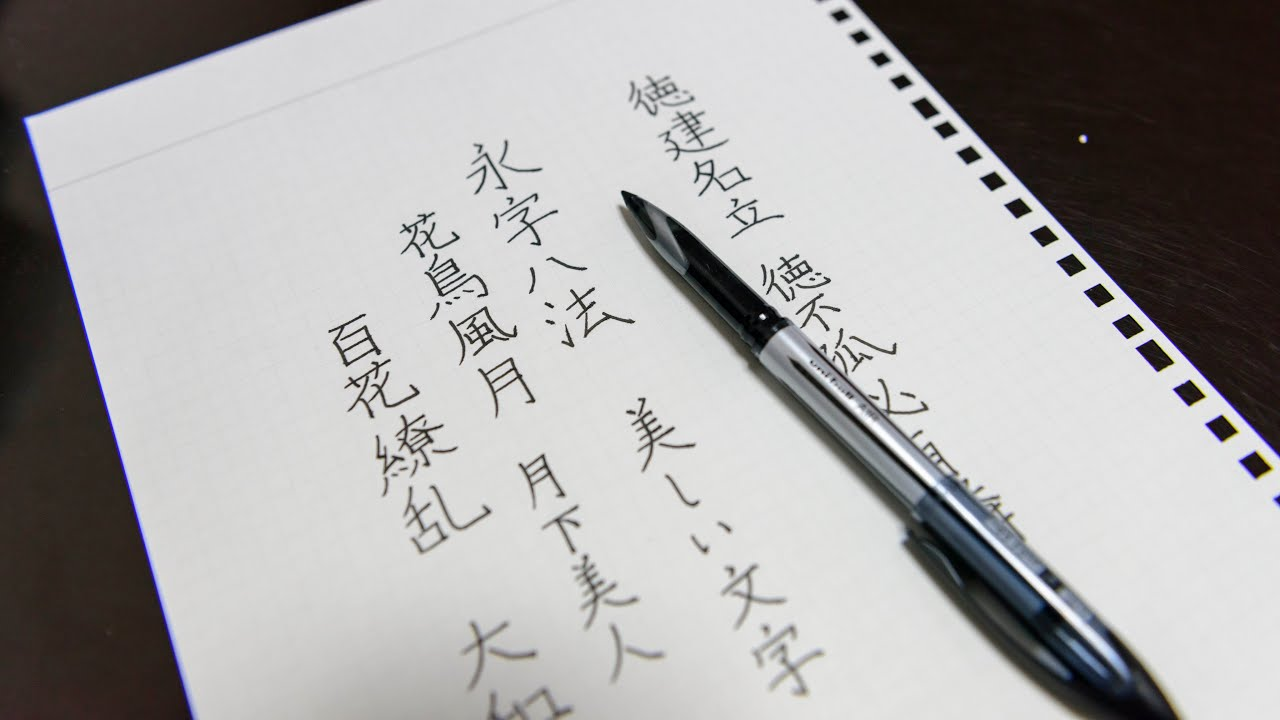 english writing to japanese writing The japanese language uses three different systems for writing there are two syllabaries—hiragana and katakana—which have characters for each basic mora (syllable) along with the syllabaries, there are also kanji, which is a writing system based on chinese characters.