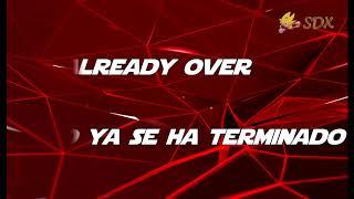 Already Over RED subtitulado ingles español