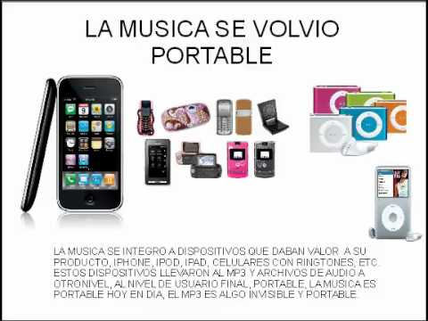 El futuro de la industria musical (the future of music business)