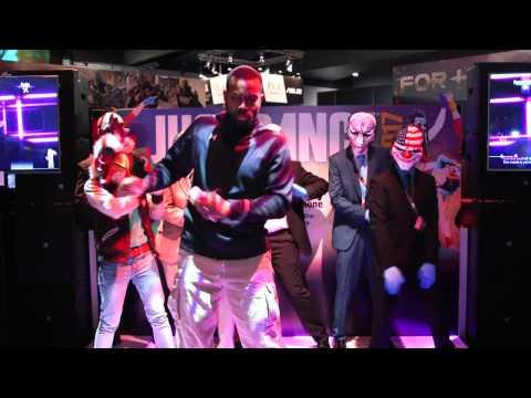 PAYDAYCON 2016: Chains Dance-Off Challenge [PAX Australia 2016]