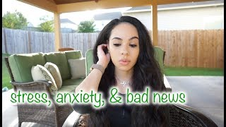 VLOG | SCHOOL STRUGGLES, STUDENT ANXIETY + THERAPY TALK