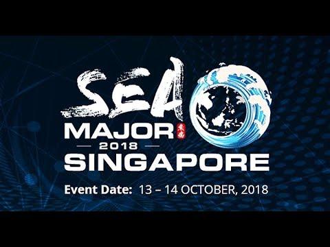 Tekken 7 @ SEA Major 2018: Top 8 | ATP Fight Companion