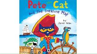 Pete the Cat and The Treasure Map | Read Aloud