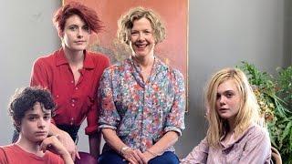 20th Century Women starring Annette Bening, Elle Fanning, and Greta...