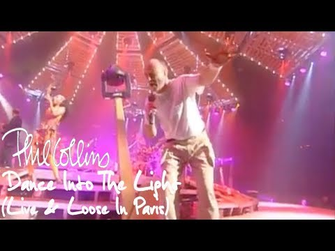 Phil Collins - Dance Into The Light (Live And Loose In Paris)