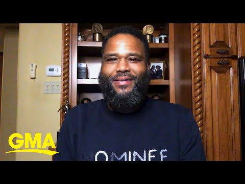 Anthony Anderson on his 9th Emmy nomination l GMA