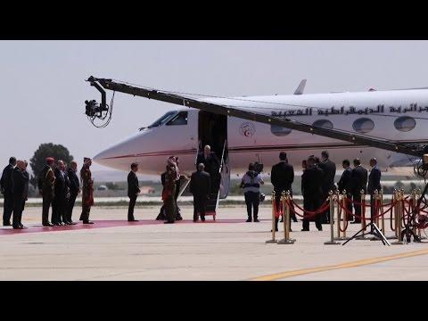 Leaders from Arab World Arrive in Amman Ahead of Arab League Summit