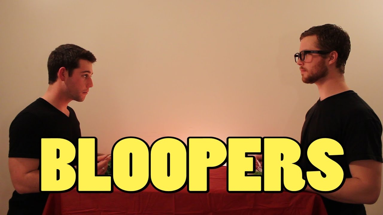 BLOOPERS: How Animals Eat Their Food - YouTube Bloopers