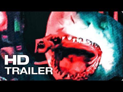 СИНЯЯ БЕЗДНА 2 Русский Трейлер #1 (2019) Систин Роуз Сталлоне, Акула Фильм Ужасов HD