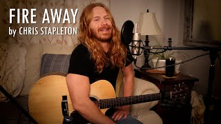 """Fire Away"" by Chris Stapleton - Adam Pearce (Acoustic Cover)"