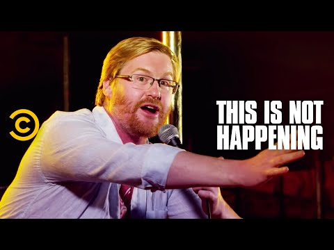 Kurt Braunohler Beats Up a DJ - This Is Not Happening - Uncensored