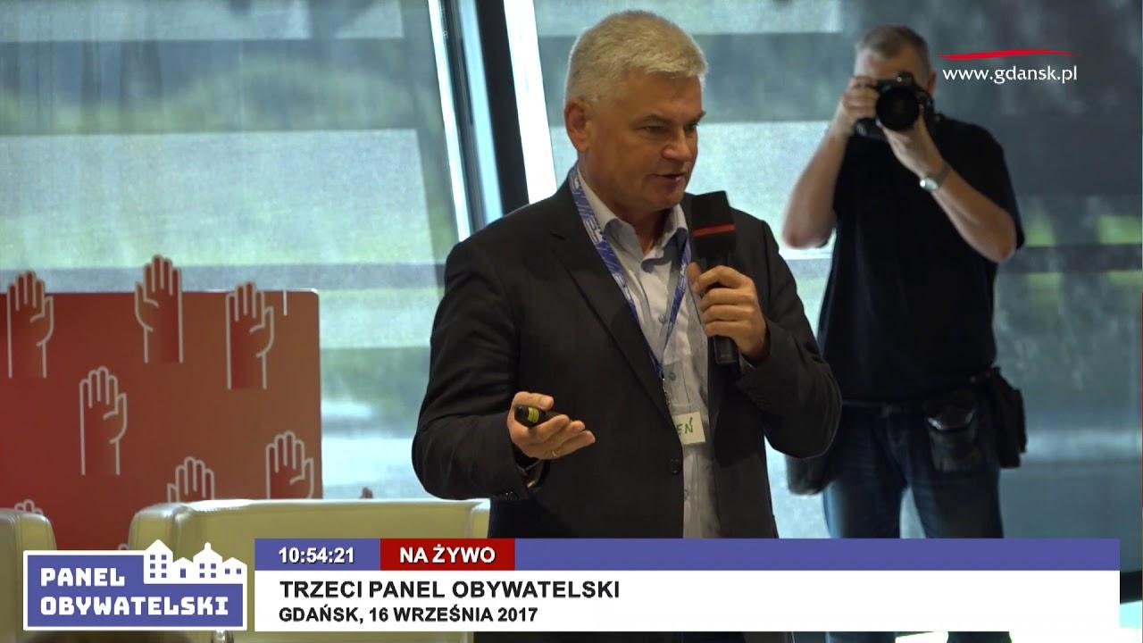2017 09 16  Trzeci Panel Obywatelski  Jak wspierać aktywność obywatelską w Gdańsku