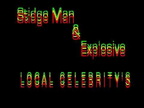 S M & Explosive   Local Celebrity&39;s   Brand new April