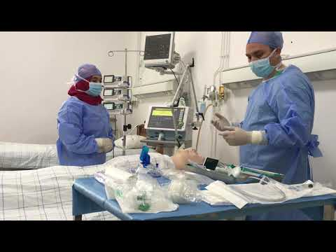 CoVID19-Prise en charge des voies aériennes: Oxygénation-Intubation