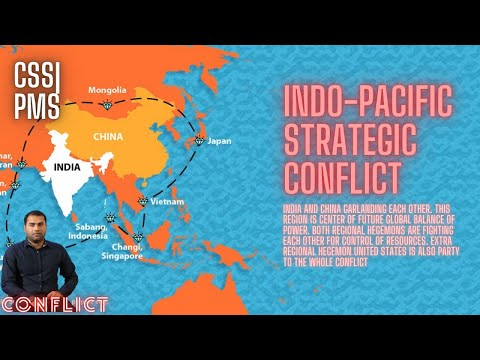 CSS Topics | Conflict In Indo-Pacific Region | CSS Current Affairs, CA | Sir Umar Mukhtar