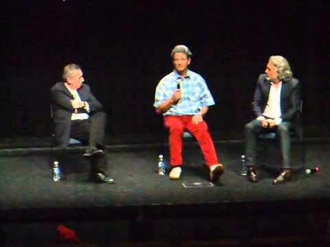 Bill Murray Day @ TIFF: Bill Shares Personal Philosophy & his Cab Driver Story (Sep. 5, 2014)
