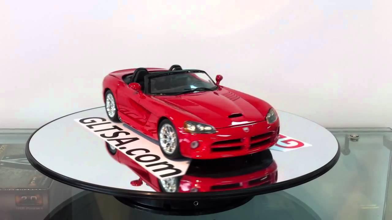 Maisto Modellauto 1:18 Dodge Viper SRT GTS 2013 rot