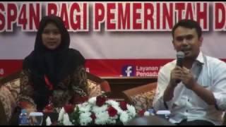 2017 Pemda Harus Sudah Terintegrasi LAPOR SP4N