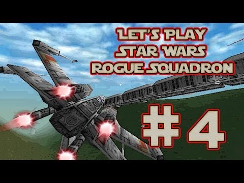 Let's Play Star Wars: Rogue Squadron Ep  4