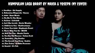 Kumpulan Lagu Barat by Nadia & Yoseph (NY Cover)