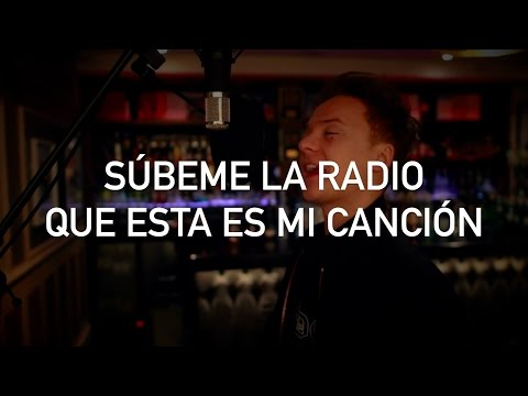 Conor Maynard & Anth  Subeme La Radio Enrique Iglesias , with lyrics