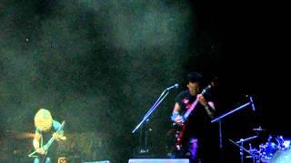 MORTEM - Devil Speaks in Tongues ( SLAYER World Painted Blood Tour 2011 ) Lima Peru