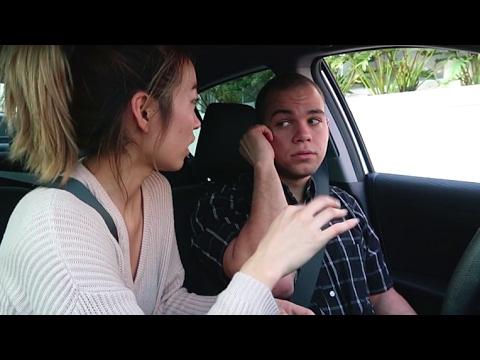 Deaf Person Going Through A Drive Thru