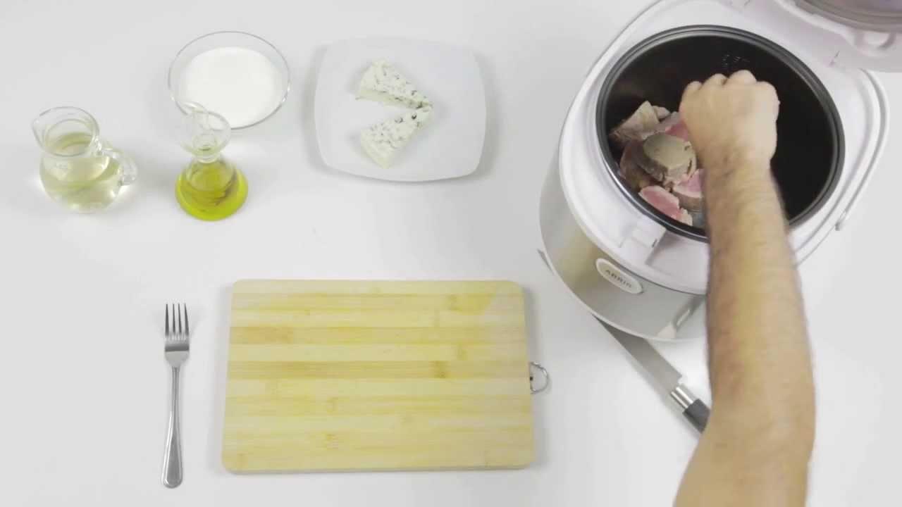 Robot de cocina chef titanium solomillo al roquefort for Robot de cocina chef titanium