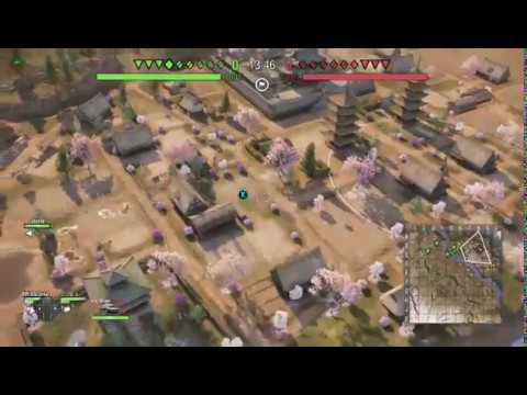 WOT Console II COMMANDER MODE (1 Hour Gameplay)