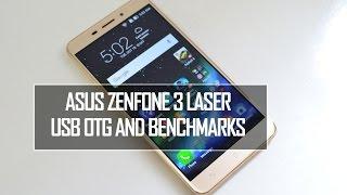 aSUS Zenfone 3 Laser (ZC551KL) USB OTG and Benchmarks