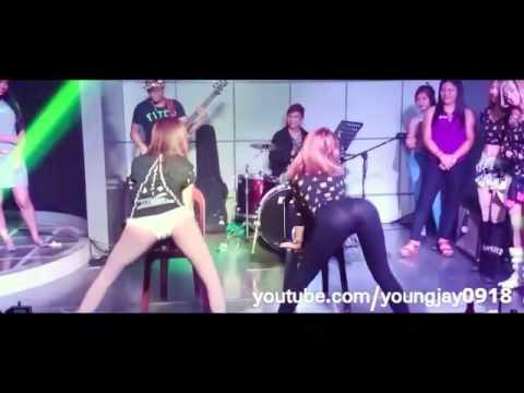 Twerk It Like Miley Contest(Bebe Jhane Santiaguel)