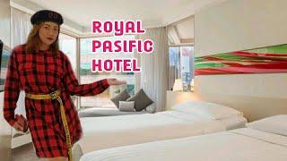REVIEW ROYAL PASIFIC HOTEL TSIM TSA TSUI