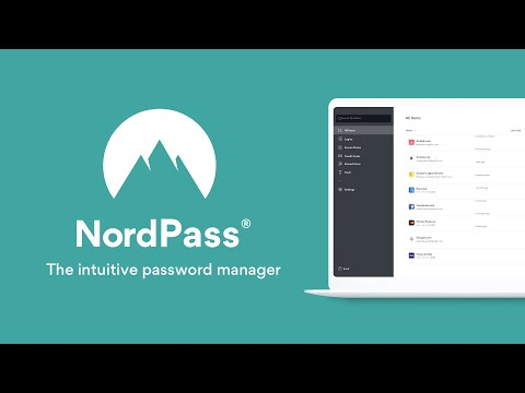 Free Password Manager for Windows, macOS, and Linux | NordPass