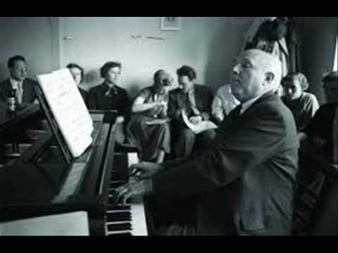 Walter Gieseking plays Mozart Concerto K 467