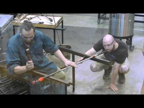 Sutara Arian Trip To Canberra Glassworks