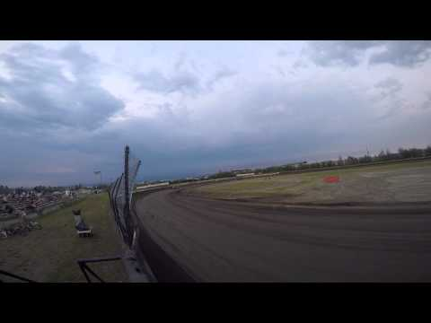 Legends Feature - Mitchell Raceway - 6/20/2015