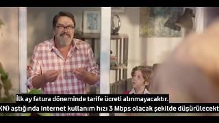 Ege Demirci Vodafone Beyaz Cemil Cemilcan Ev İnterneti Reklamı