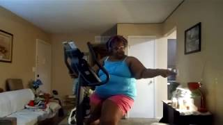 Exercise Bike Workout A New Year A New Me