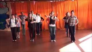 CELTIC SLIDE Line Dance